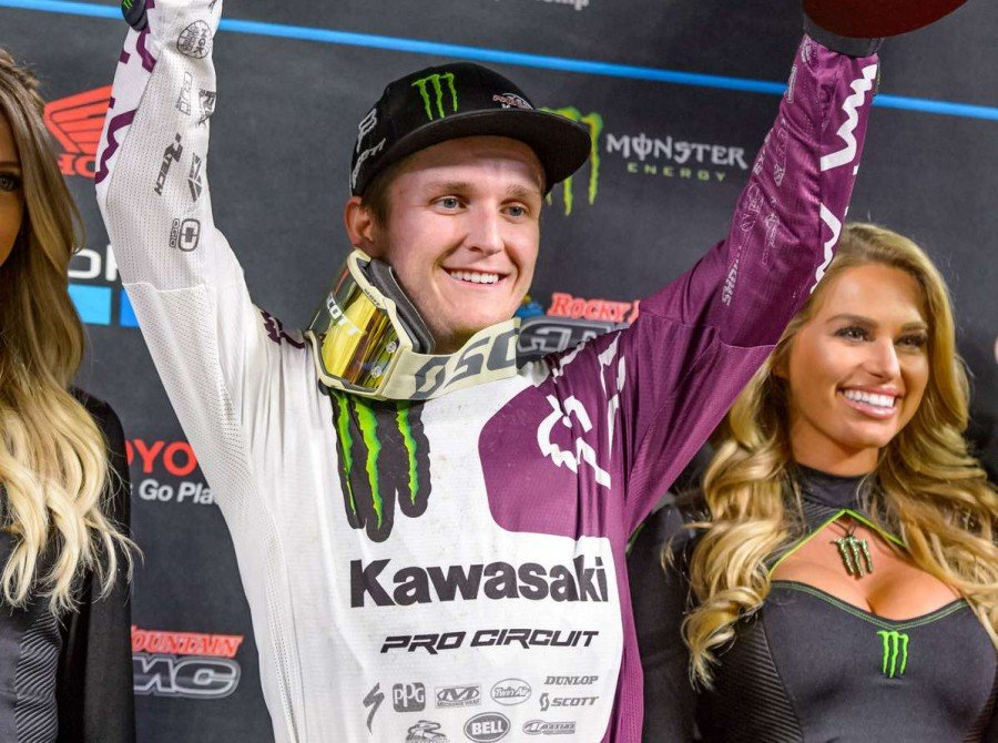Images from the 2018 Supercross A2 in Anaheim, CA
