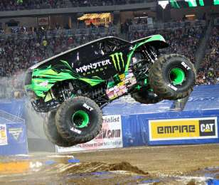 Monster Jam Trucks with Todd LeDuc