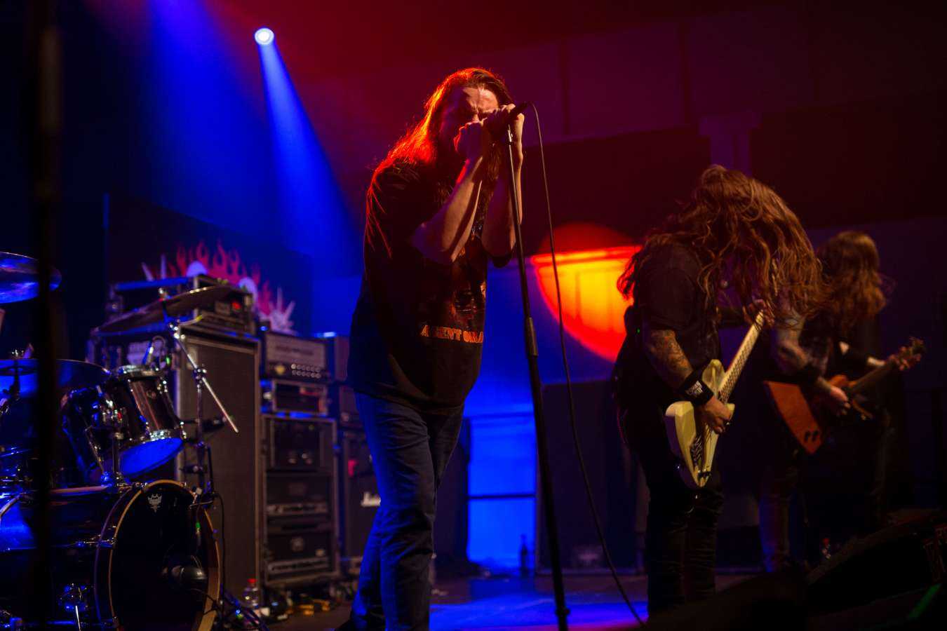 Power trip live images and boomerang