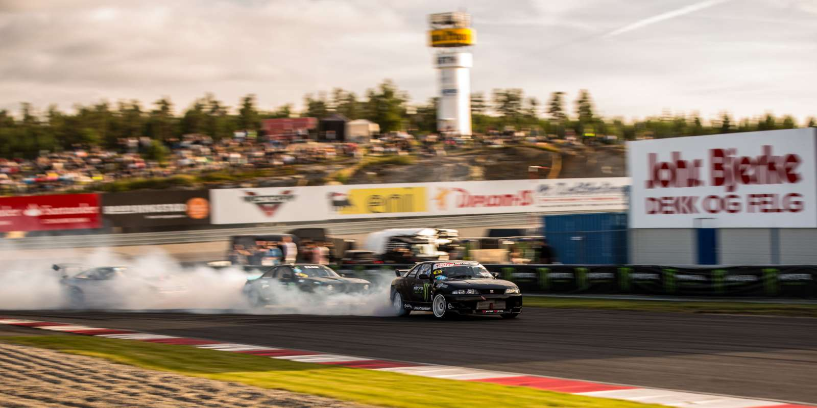 Saturday and Sunday images from Gatebil Rudskogen 2016
