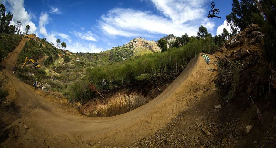 Main shots of final day in South Africa.