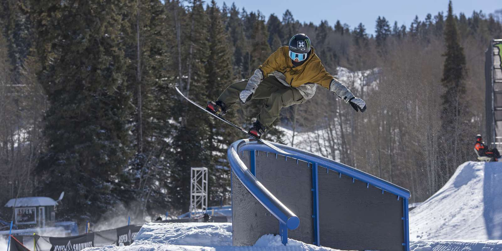 Monster athletes at the 2018 Winter X-Games in Aspen, Colorado