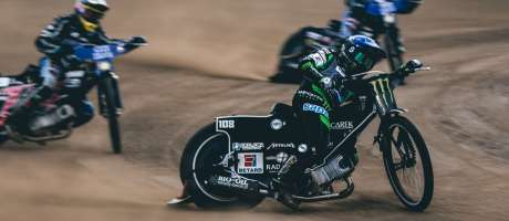 Images from Round 3 of the Speedway Best Pairs Championship in Gniezno, Poland