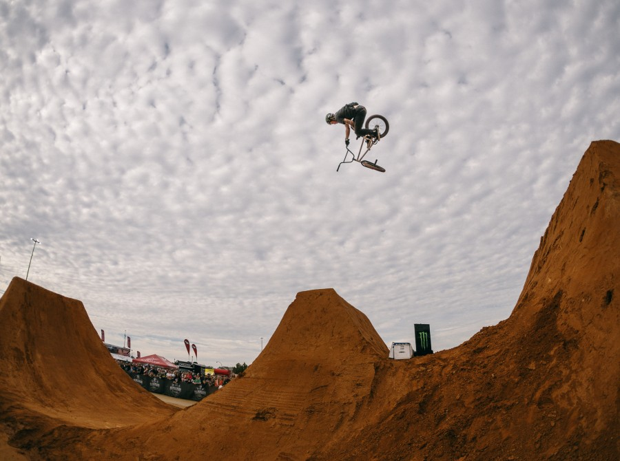 Shots from Toyota BMX Triple Challenge in Arlington, Texas.