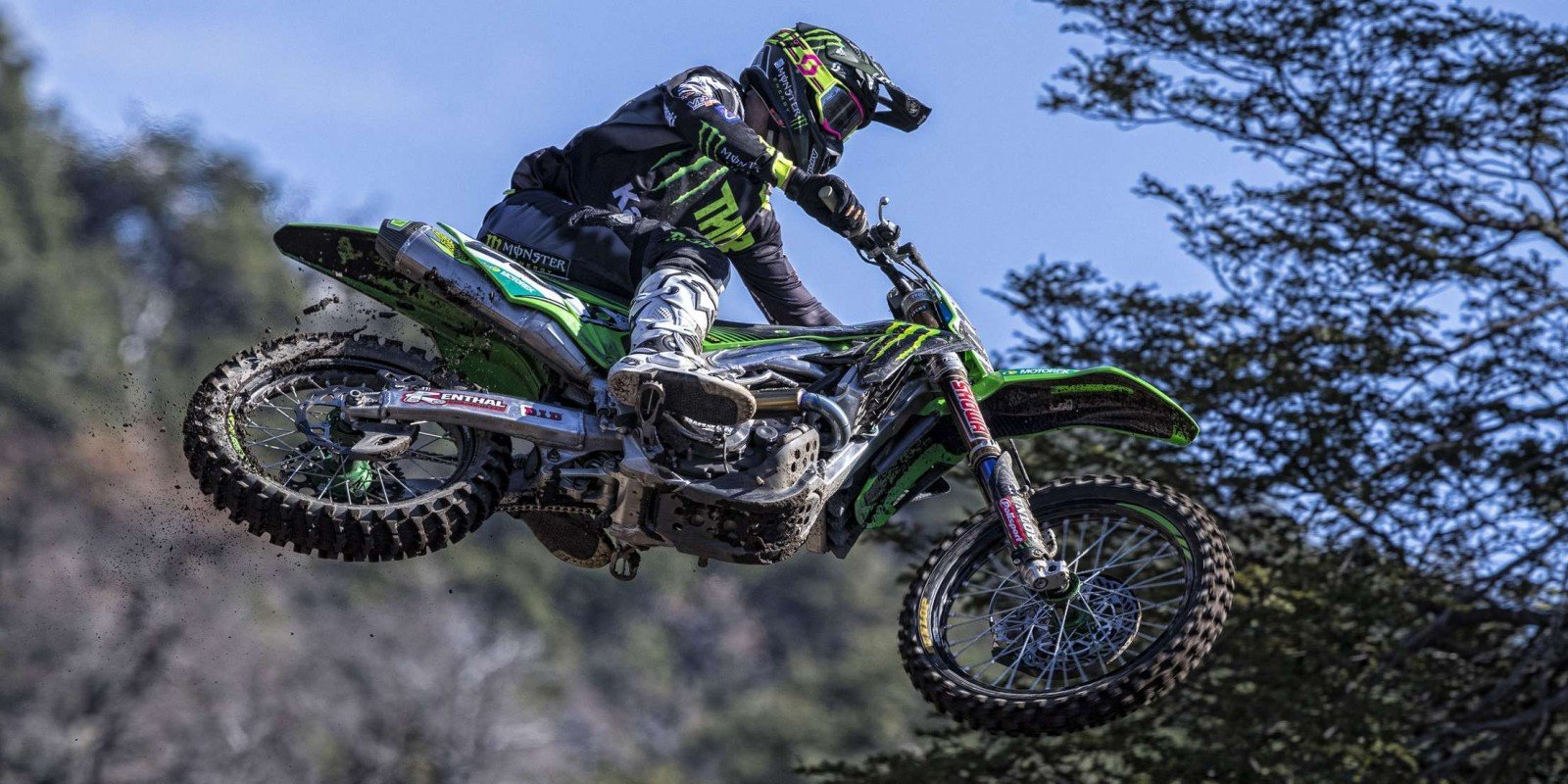 Clement Desalle at the 2018 Grand Prix of Patagonia-Argentina