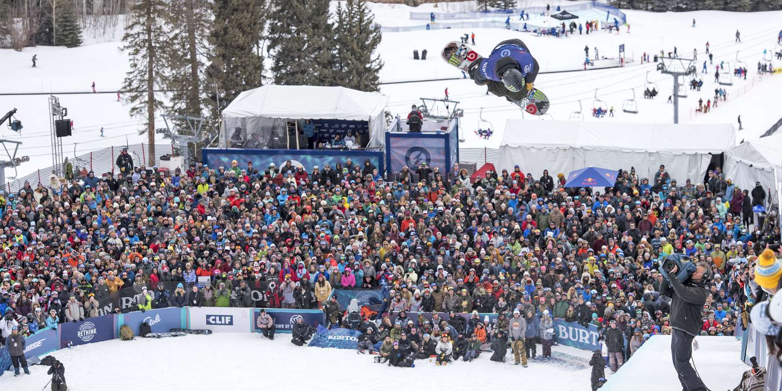 Ayumu Hirano's win at the Burton US Open