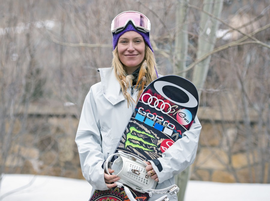 Jamie Anderson wins the 2018 Burton US Open Slopestyle