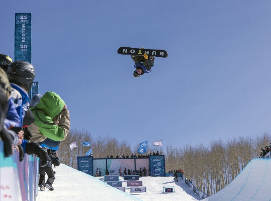 The 36th Annual Burton U·S·Open Snowboarding Championships return to Vail, Colorado