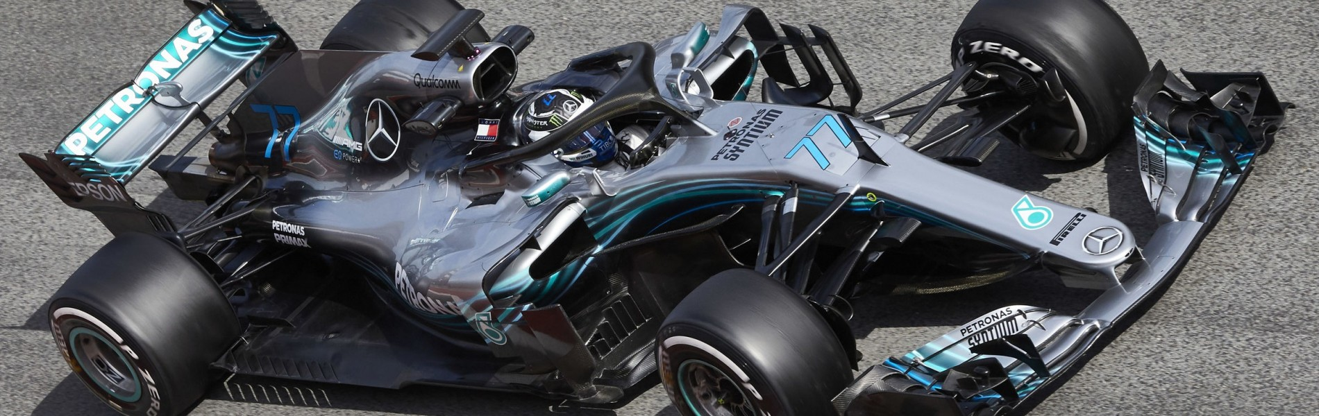 Images from the final F1 preseason test of 2018
