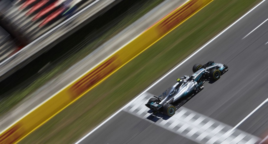 Practice and qualifying images from the 2017 Spanish Formula One Grand Prix