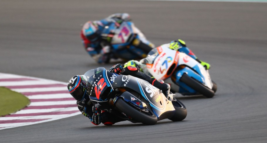Monster athletes at the 2018 GP of Qatar