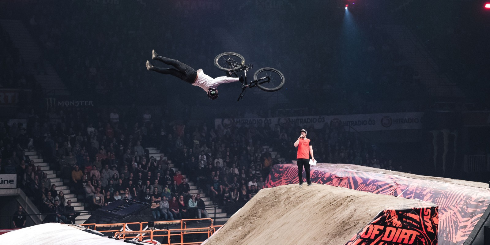 Shots from Masters of Dirt 2018 in Vienna