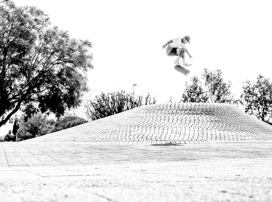 Images of Monster Skateboarder Nyjah Huston