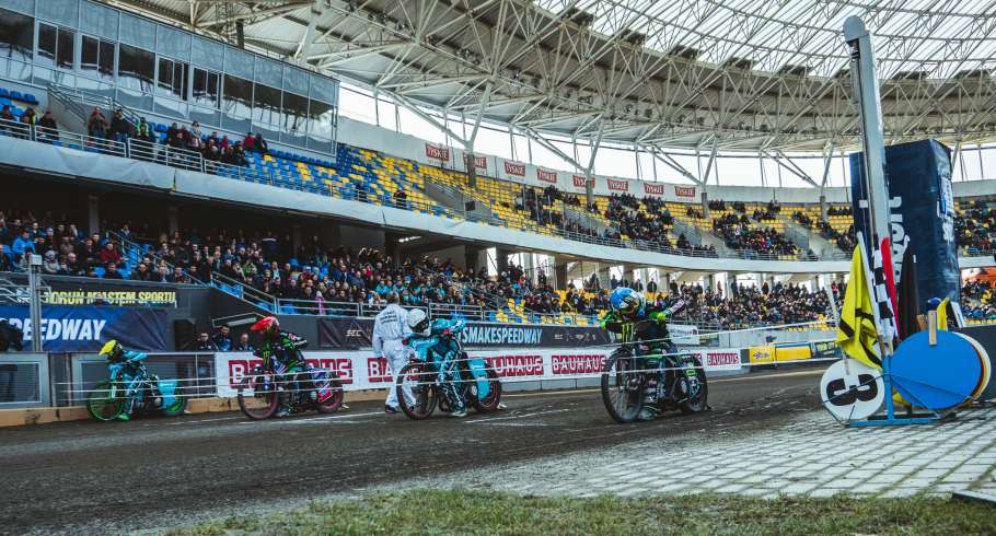 Images from Round One of the 2018 Speedway Best Pairs series