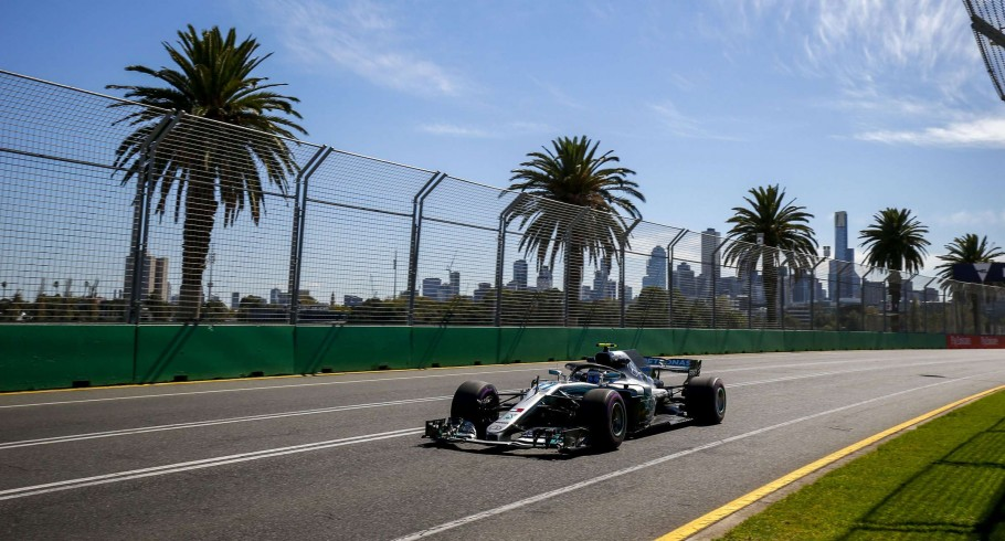 Images from the 2018 Australian Grand Prix