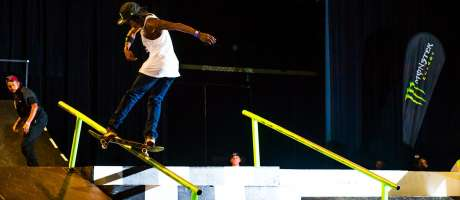 Ultimate X Action Sports Fest - South Africa - 2017 - Khule Ngubane