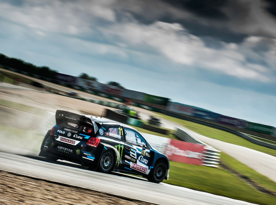 Saturday images from the 2017 World RX of Belgium