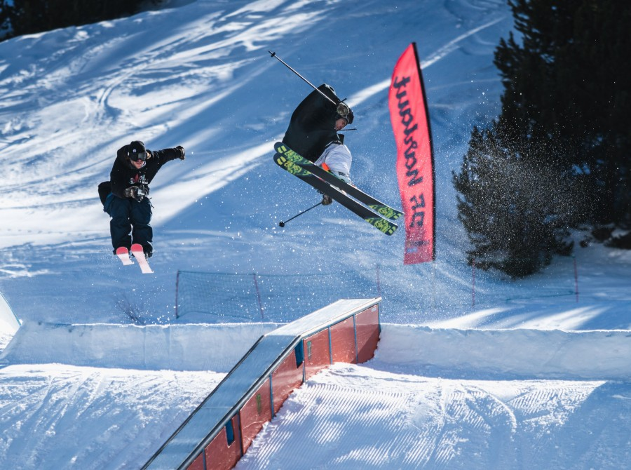 Images from 2018 Slvsh Cup in Grandvalira, Andorra