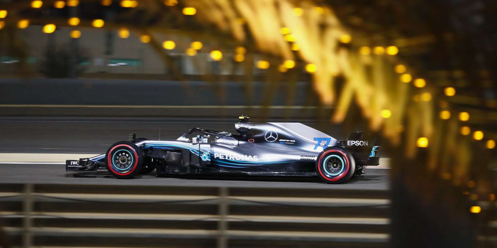 Friday images from the 2018 Bahrain Grand Prix