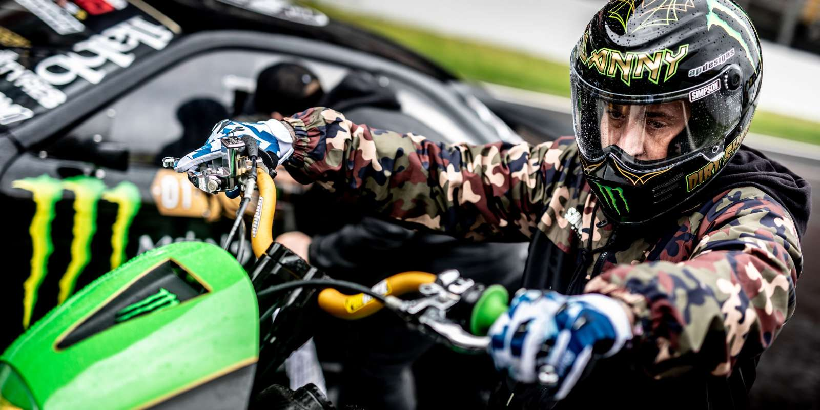 Friday images from the 2018 World RX of Spain