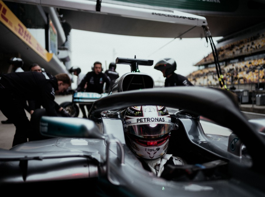 Saturday images from the 2018 Chinese Grand Prix