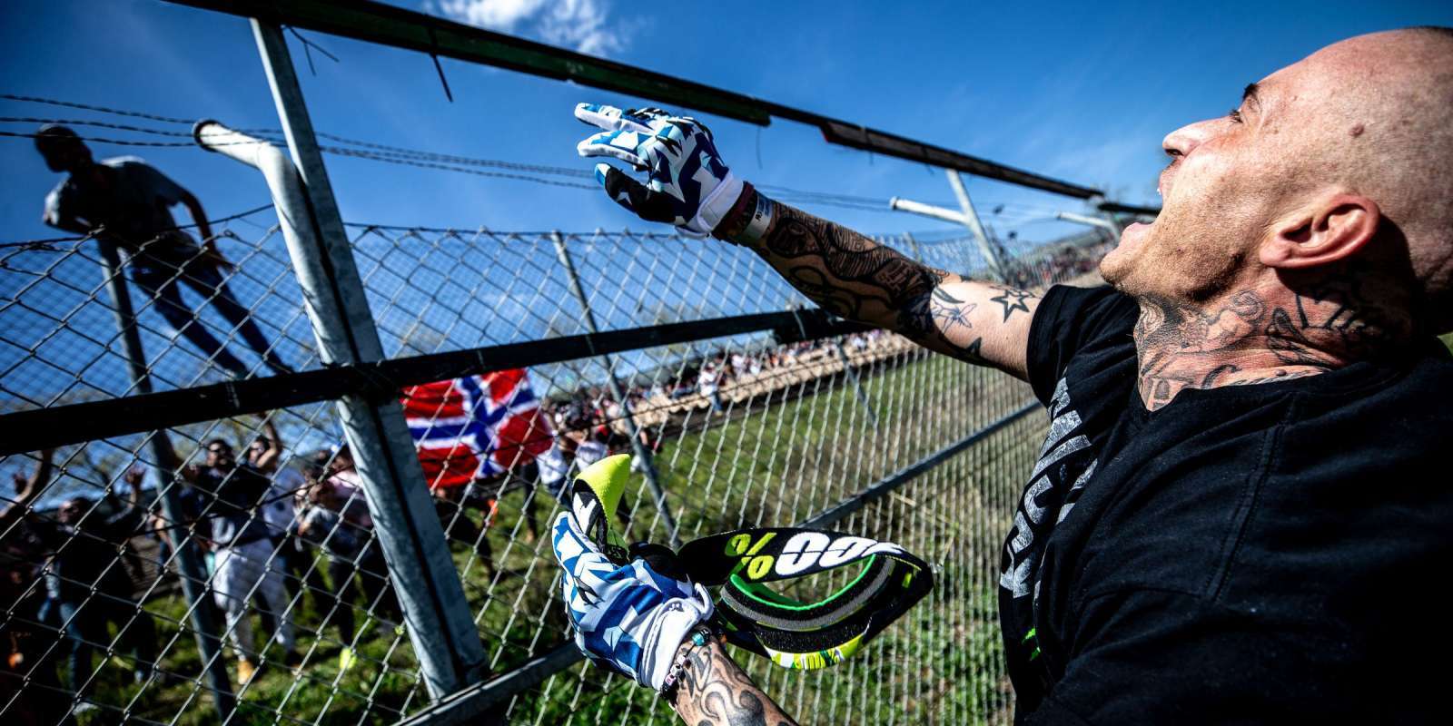 Sunday images from the 2018 World RX of Spain