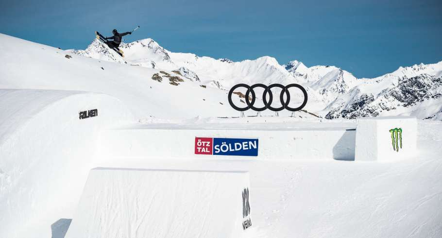 The Audi Nines contest Day