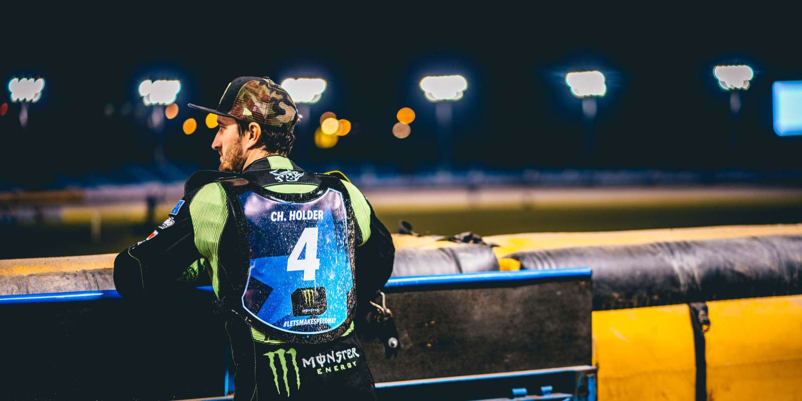 Images from Round 2 of the 2018 Speedway Best Pairs Series