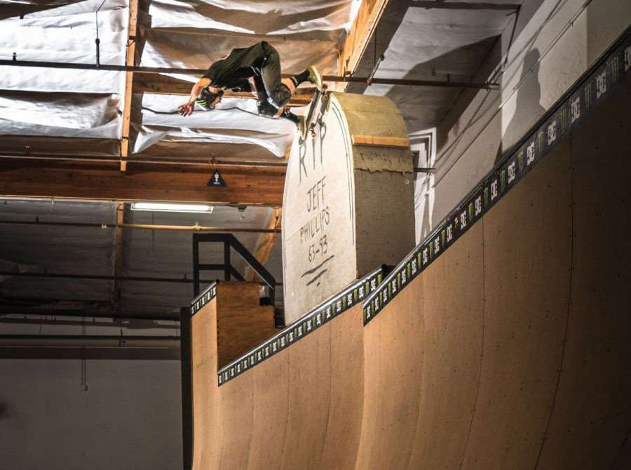 Shots of Sam Beckett in Carlsbad, CA saying farewell to one of his favourite spots.
