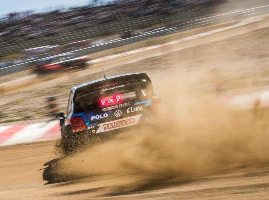 Saturday images from the 2017 World RX of Portugal