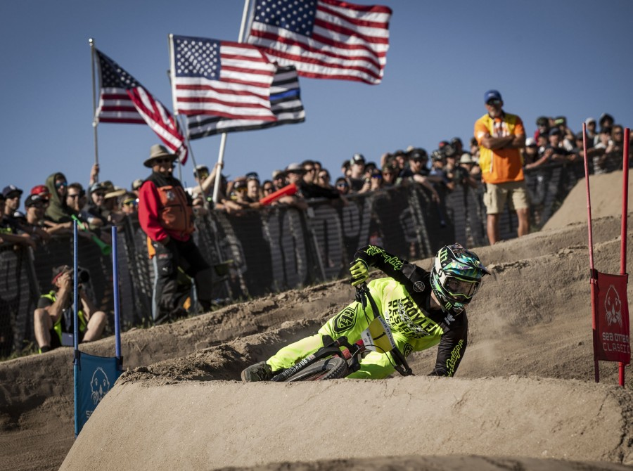 Shots from Sea Otter Classic in Monterey, California