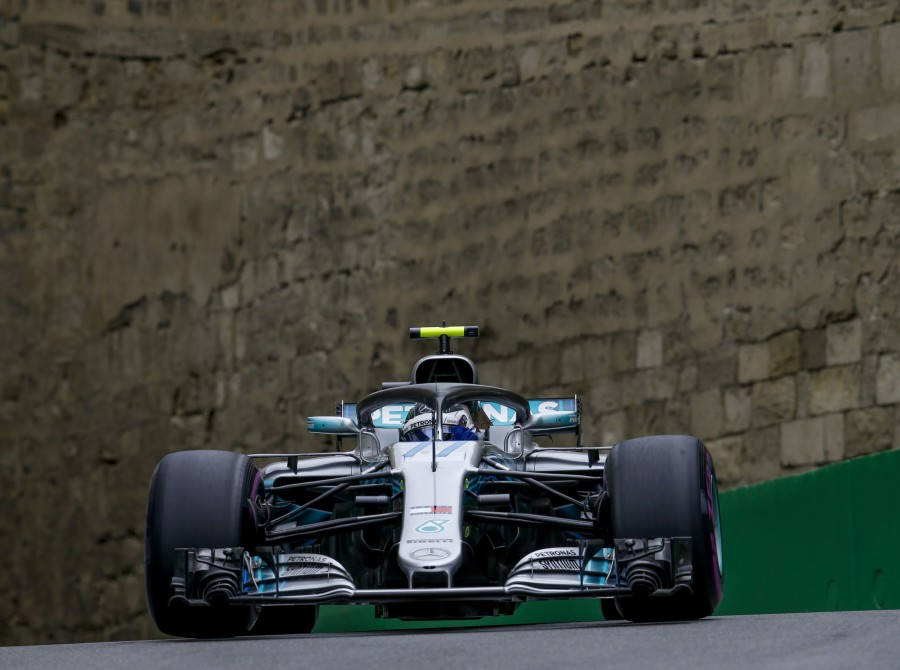 Saturday images from the 2018 Azerbaijan Grand Prix