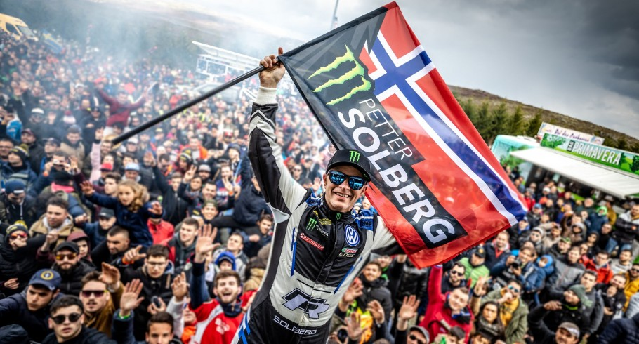 Saturday images from the 2018 World RX of Portugal