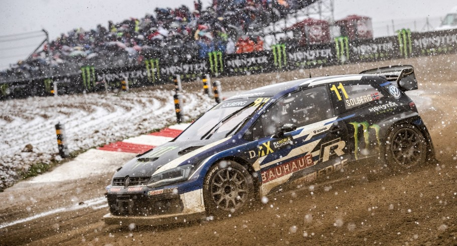 Sunday images from the 2018 World RX of Portugal