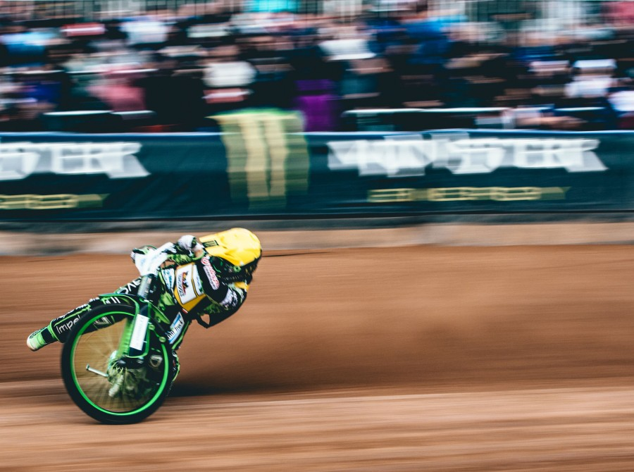 Images of Patryk Dudek from the Danish SGP