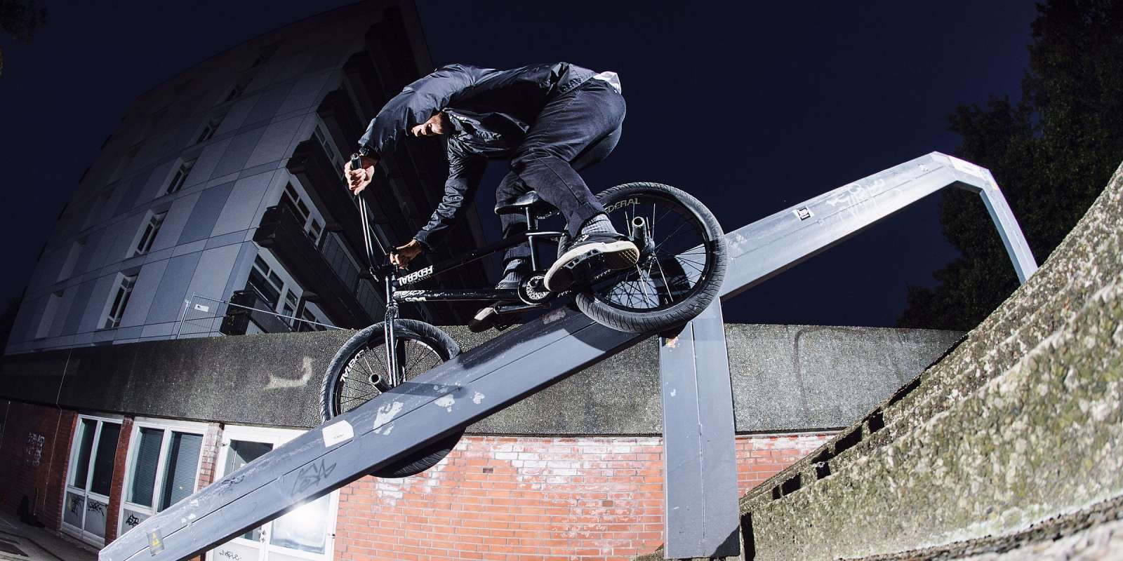 Another episode of the Lost in BMX series.