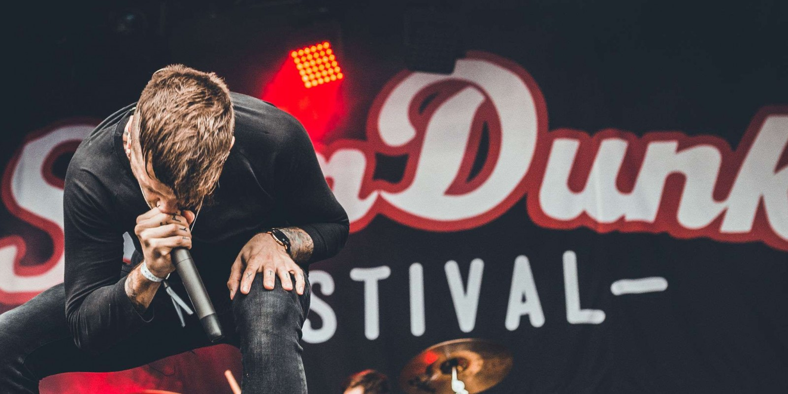 Bury Tomorrow + Monster Energy Stage at Slam Dunk