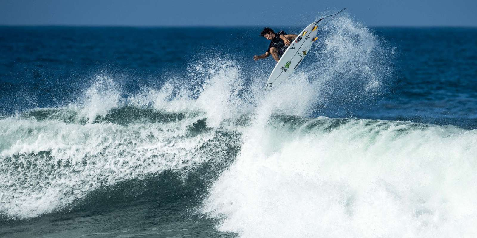 Action shots from the Oi, Rio Pro