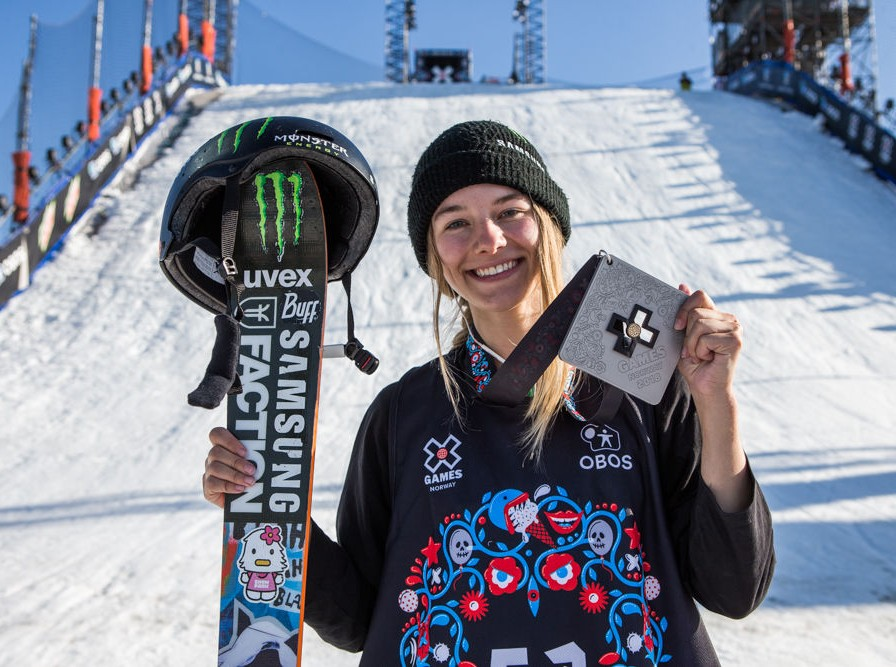 Tanno Wins Silver in Women's Ski Big Air at X Games Norway 2018