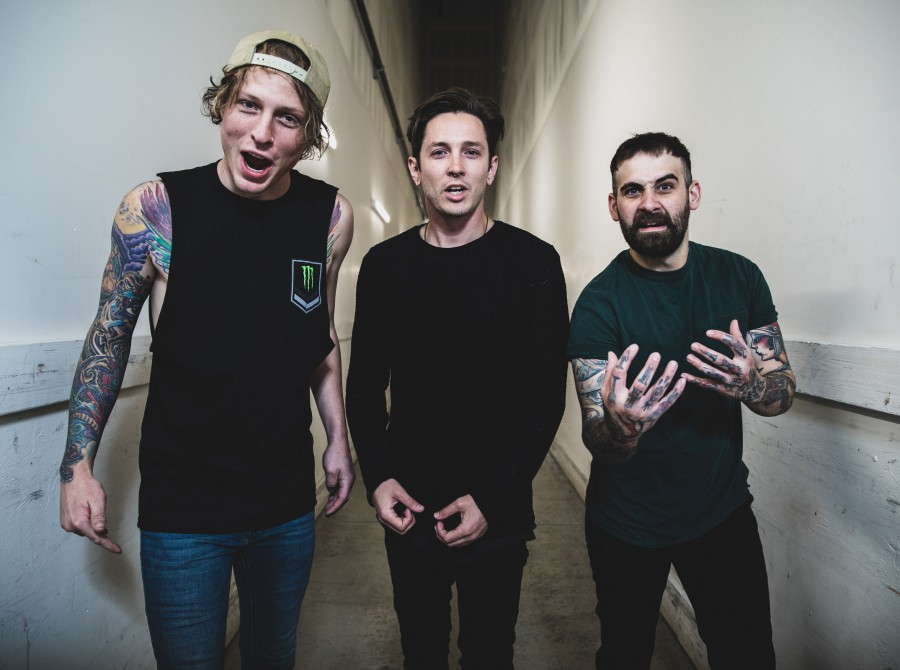 the word alive hero photo shoot at house of blues anaheim.