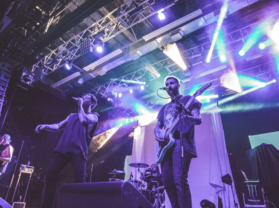Images of The Word Alive at the House of Blues in Anaheim, CA