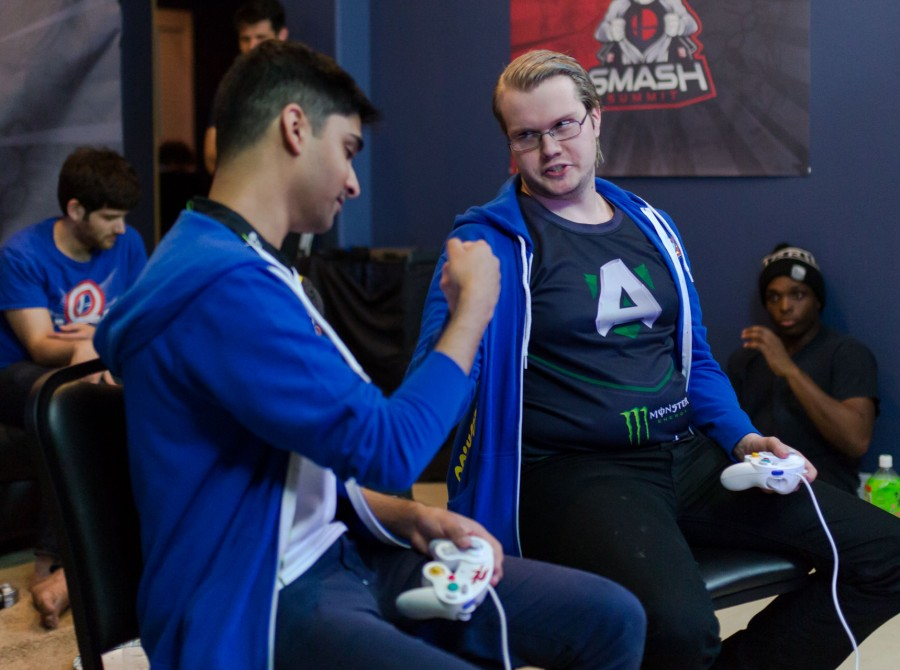 Photos of Alliance Armada at Smash Summit 6 in Walnut, CA at the Beyond The Summit house.
