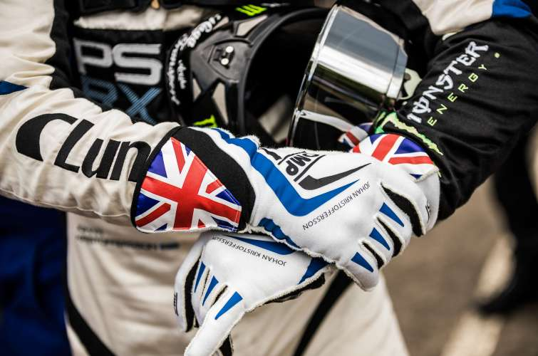 Saturday images from the 2017 World RX of GB