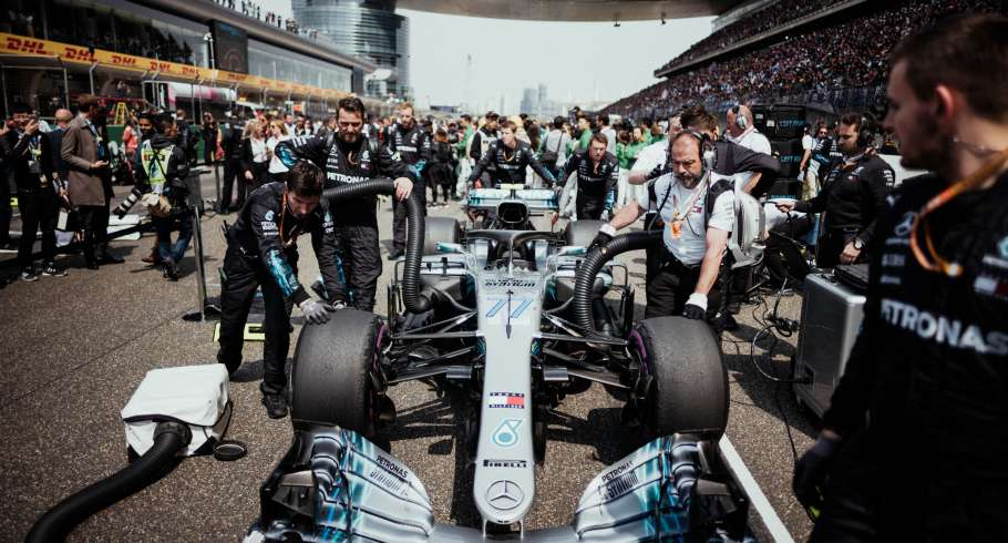 Atmosphere images from the 2018 Chinese Grand Prix