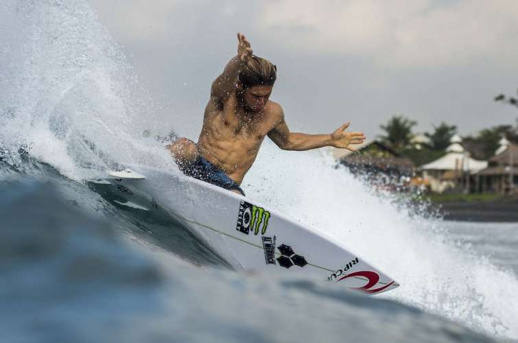 Conner missed his shot in Brazil, but expect him to get his own rebound and score at Keramas, a wave the rewards power and innovation.