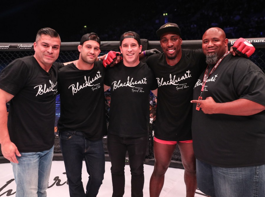 Images from the 2018 Bellator 200 in London, England