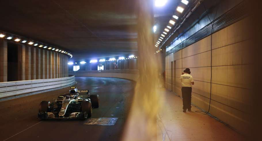 Sunday images from the 2018 Monaco Grand Prix