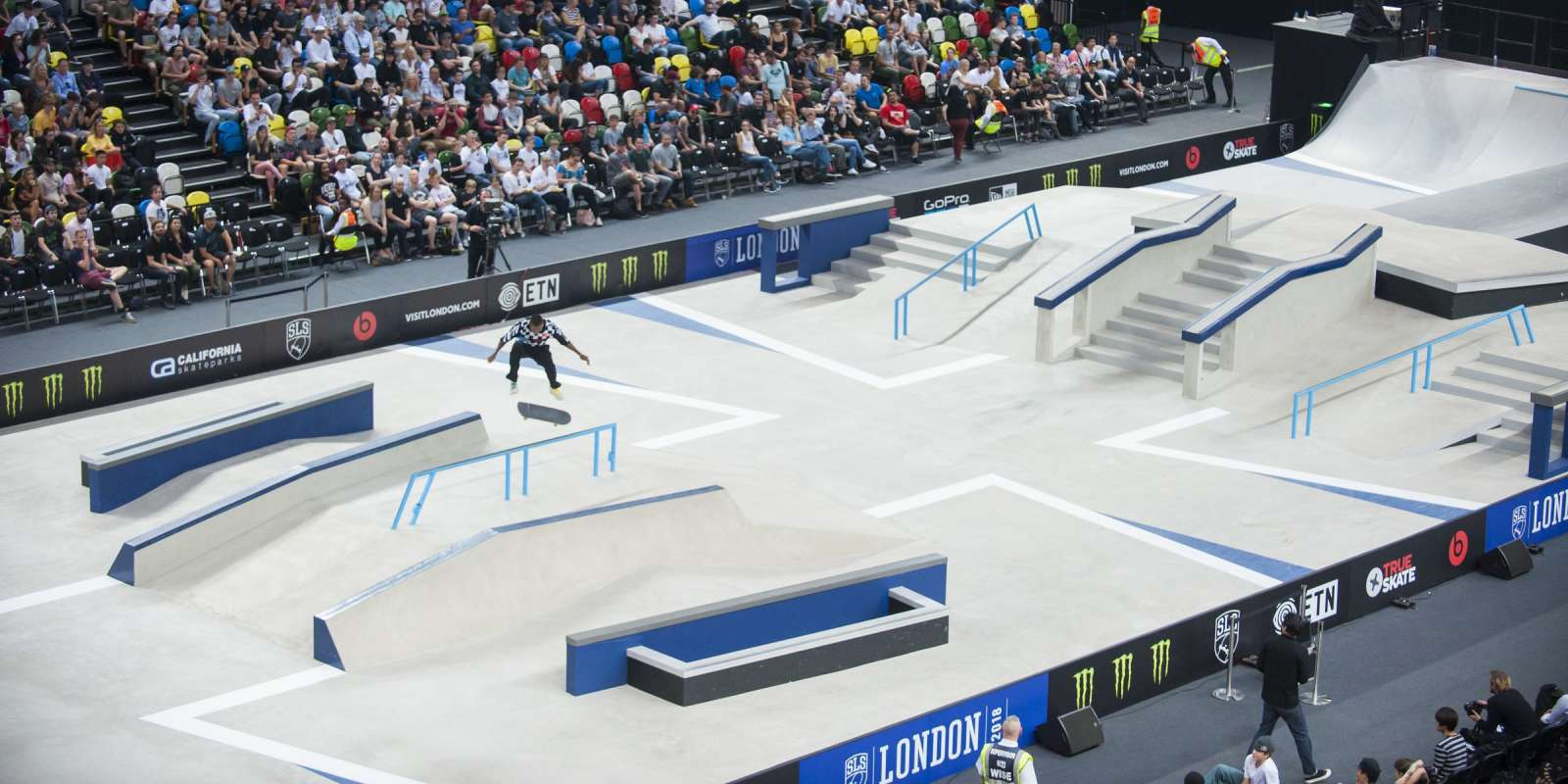 Sunday shots from Street League Series