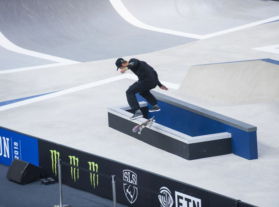 Saturday shots from Street League Series