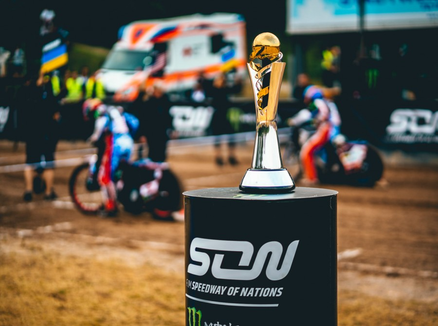 Images from Event One of the 2018 Speedway of Nations tournament